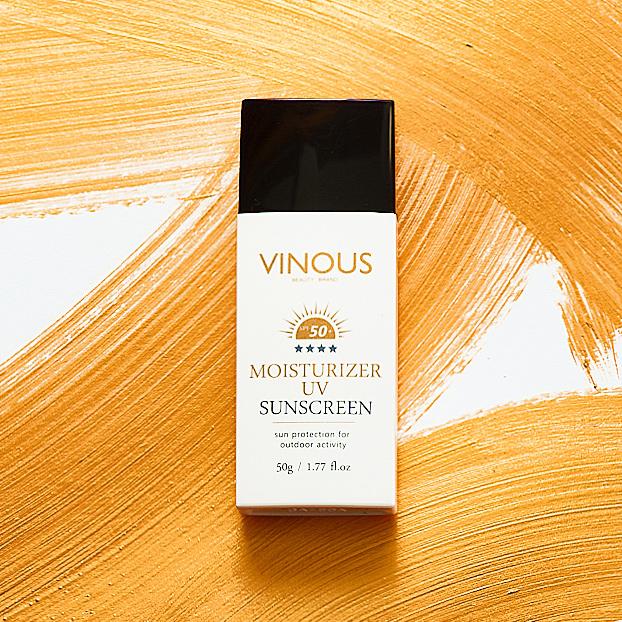 Moisturizer UV Sunscreen